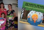 150 Days of Kindness-reading Benny's Pennies